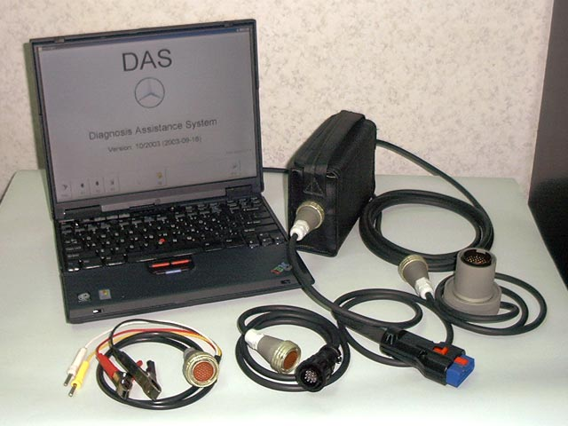 original mercedes benz star diagnosis system sds