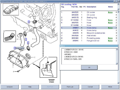 Volvo Vadis on 2002 Volvo S40 Engine Diagrams